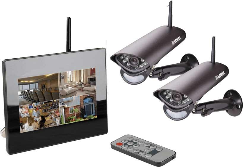 Wireless-security-camera