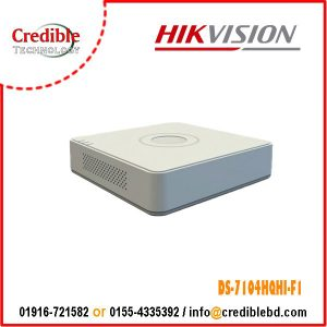 HIKVISION DS-7104HQHI-F1