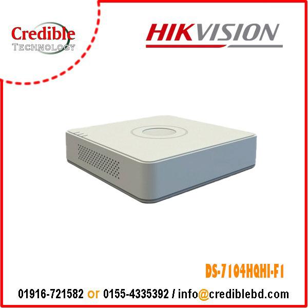 HIKVISION DS-7104HQHI-F1