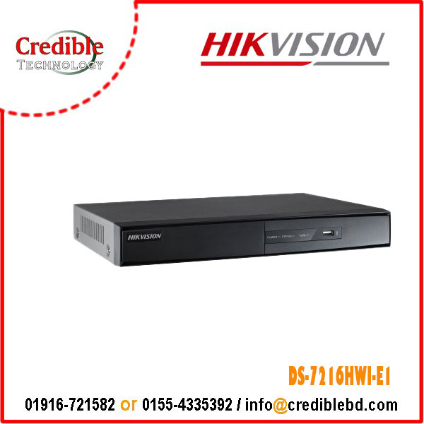 HIKVISION DS-7216HWI-E1