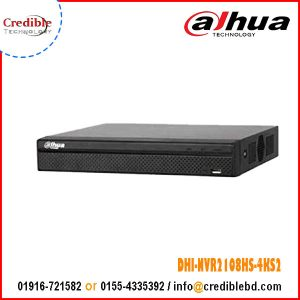 Dahua DHI-NVR2108HS-4KS2