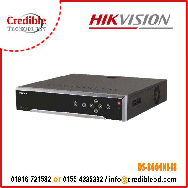 Hikvision DS-8664NI-I8