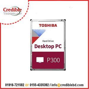 Toshiba P300 2TB 3.5-Inch SATA