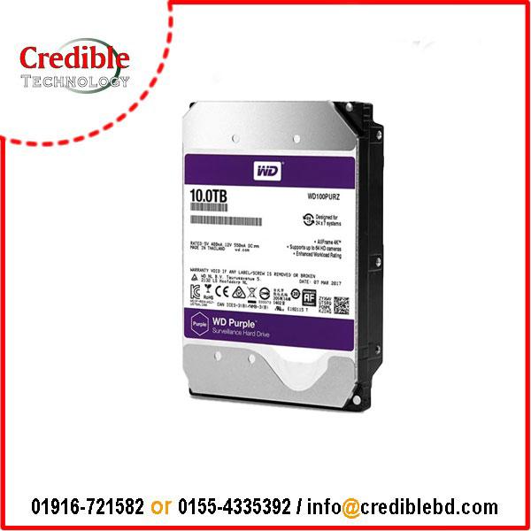 Western Digital 10TB Purple