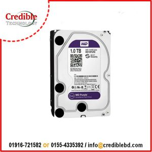 Western Digital 1TB Purple