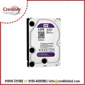 Western Digital 4TB Purple